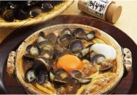 大和シジミと黒七味® 味噌煮込うどん